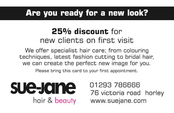Are you ready for a new look?